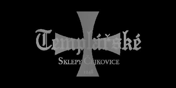Templarske sklepy logo